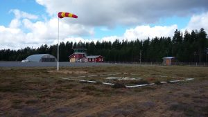 EFKJ Windsock Photo Sami Mäntyharju