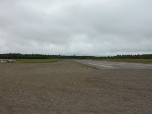 Iisalmi runway. Photo Mikko Maliniemi.